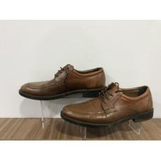 Açık Kahverengi Casual Deri 43 N Düz Ayakkabı