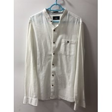 Beyaz Renginde Erkek Gömleği