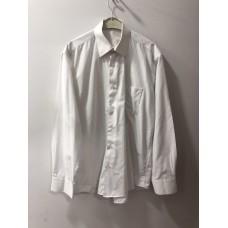 Beyaz Renginde Erkek Gömleği - 1