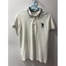 Beyaz Renginde Erkek T-Shirt